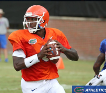 Zaire still in the middle of quarterback battle