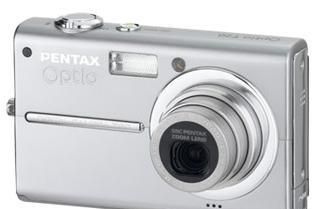 Pentax Optio T20 is tiny, and tangibly sweet