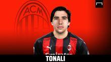 OFFICIEL – Sandro Tonali rejoint le Milan AC