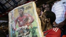 Five arrested over S.African football captain murder