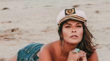 Após sofrer com ansiedade, ex-BBB Giselly Soares emagrece 5kg e faz ensaio na praia