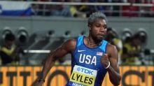 Athlé - Zurich - Zurich: Noah Lyles bat le record du monde du 200m sur... 185m!