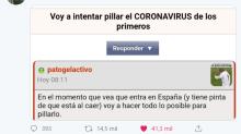 El mensaje viral en Forocoches sobre el coronavirus que triunfa en las redes