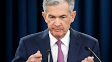 Fed holds rate steady, says inflation is 'running below' its target