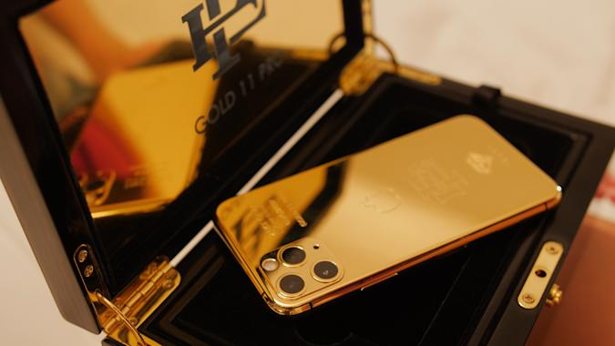 Escobar Gold 11 Pro 256 GB