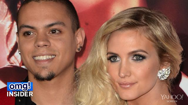 Evan Ross Is Calling Ashlee Simpson 'The One'