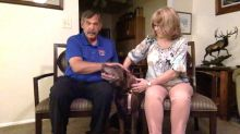 Dog survives 9 months lost in Idaho mountains
