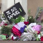 More French police raids after teacher's beheading