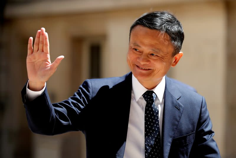 Exclusive: A Chinese ant is exploring ways to get out of Jack Ma while Beijing raises pressure