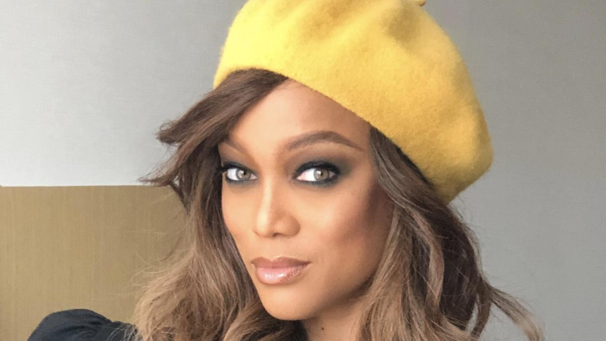 Tyra Banks Calls Out Wrong Couple On Dancing With The Stars Elimination Round