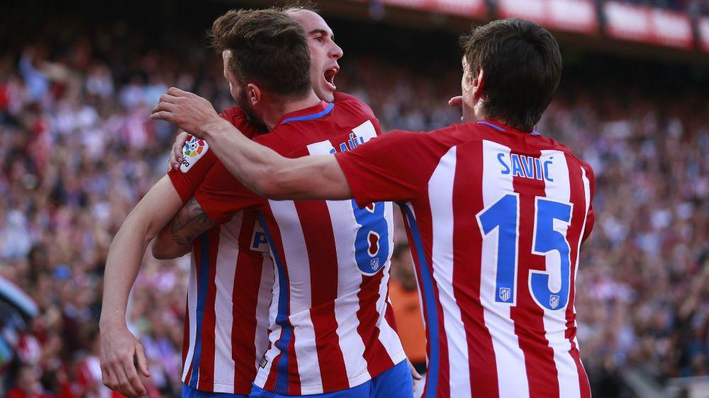 Atletico Madrid Sevilla La Liga