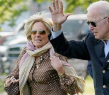 Biden's tax return shows steep fall in income