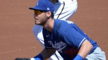 Padres Vs. Dodgers Game Preview: Cody Bellinger Slides To First Base