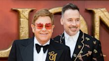 Sir Elton John says he will never smack or shout at his two sons when disciplining them