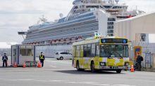 Funcionarios nipones a bordo del crucero no fueron testados por coronavirus