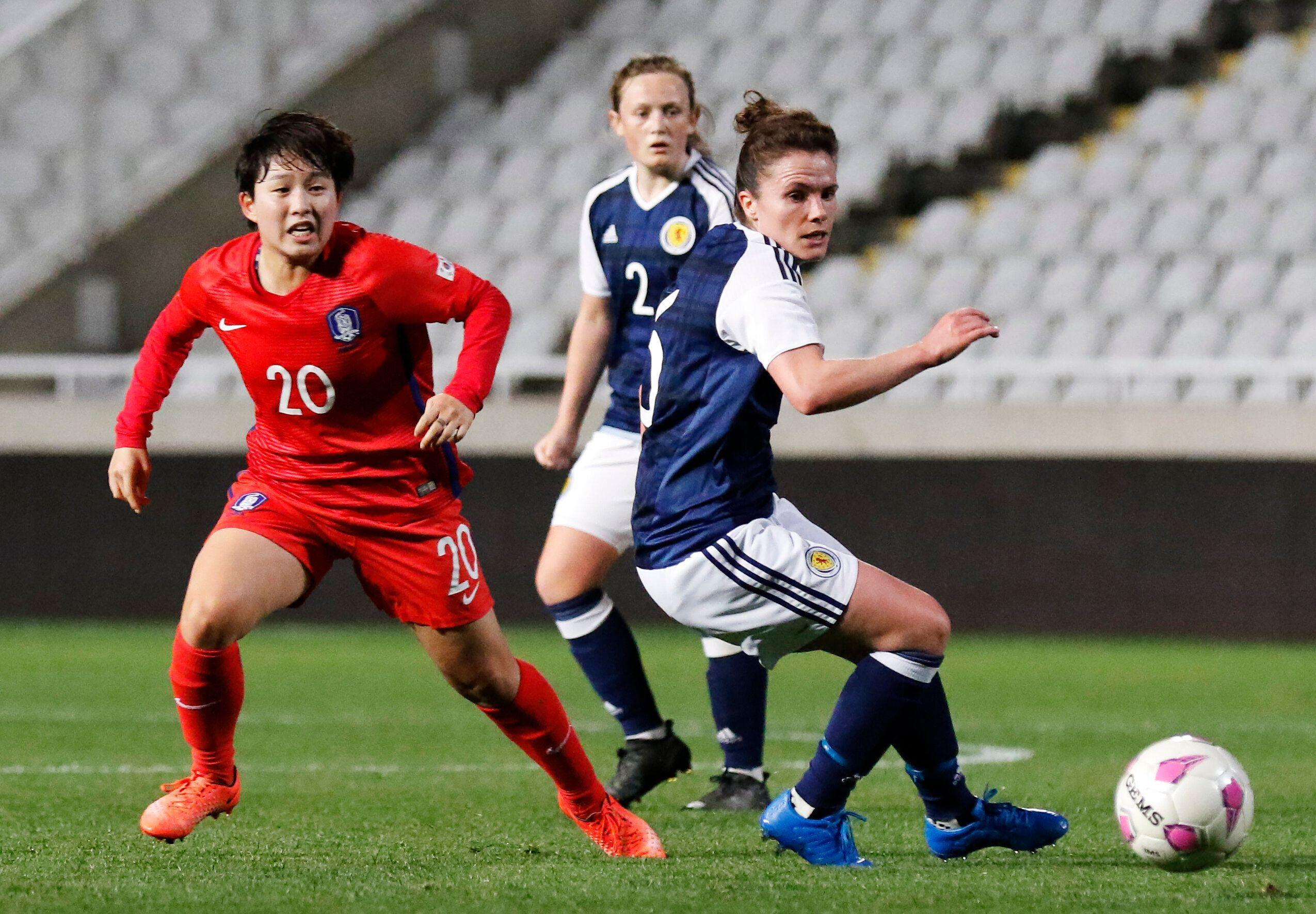 """Scotland's Jo Love: """"Our team dynamic is second to none"""""""