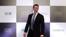 Trump Jr. drops planned foreign policy speech in India after criticism
