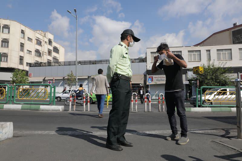 Iran reports 279 coronavirus deaths, highest daily toll since February