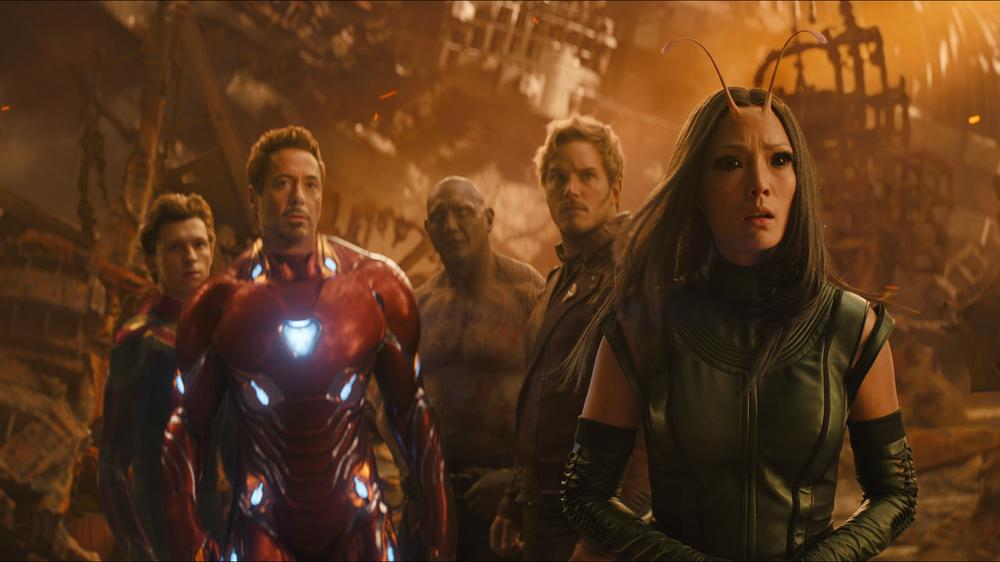 Infinity War Abspann