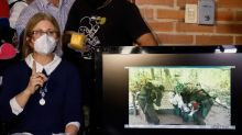 Asesores colombianos llegan a la zona del rapto de un exvicepresidente paraguayo
