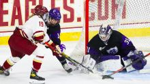 BC Women's Hockey Escapes With 3-2 Win Over Holy Cross
