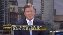 Southern Company CEO on earnings and tax reform
