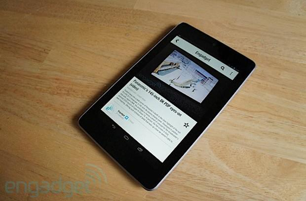 Nexus 7 sales clocking in at close to a million per month