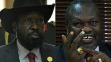 South Sudan's Kiir, Machar to meet on Wednesday in Addis Ababa