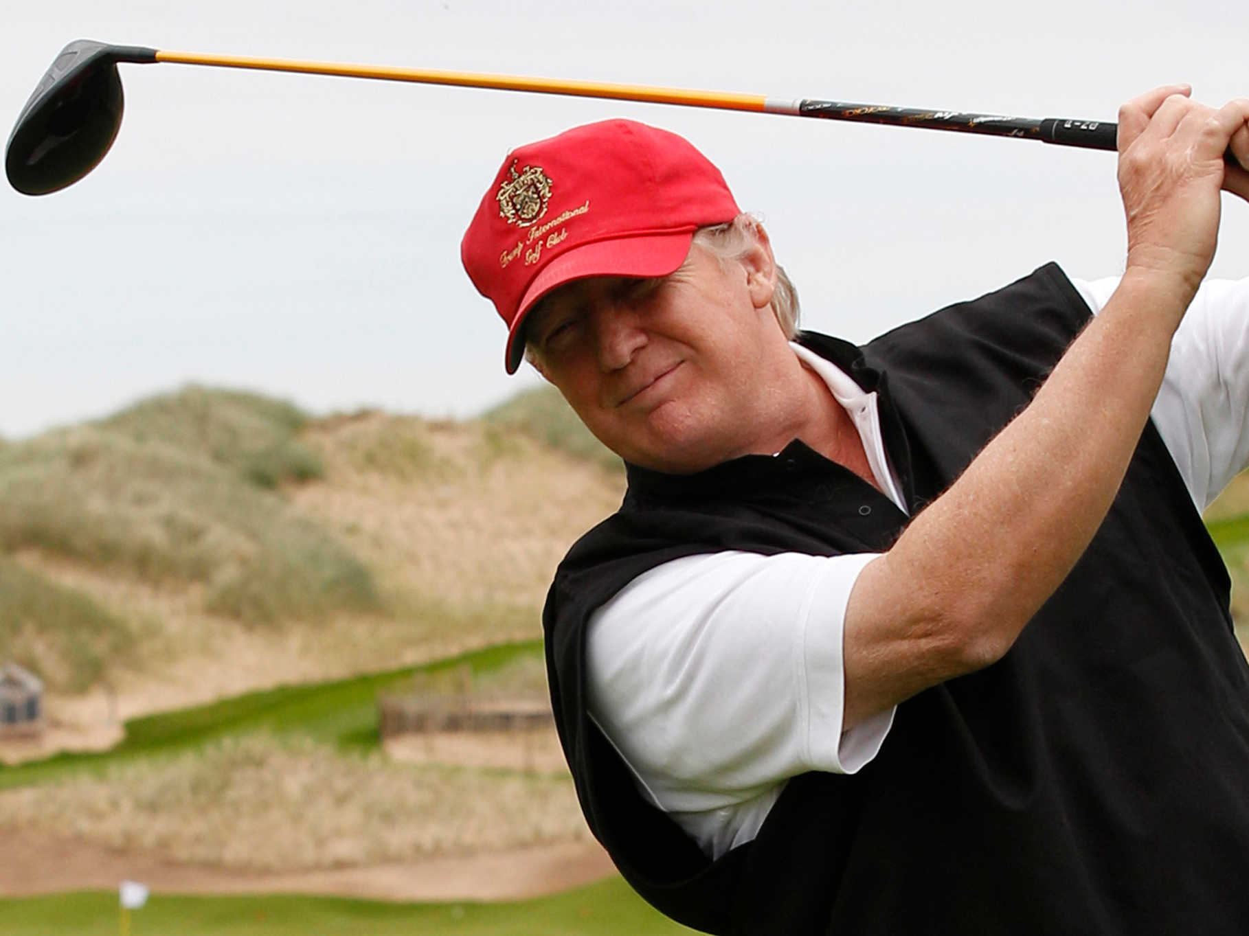 Trump played golf 19 times in his first 100 days — here's ...