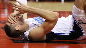 Magic won't have star Vucevic for awhile
