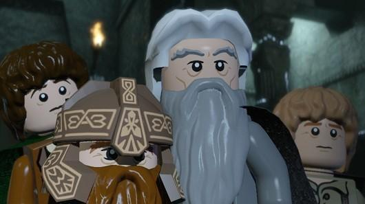 Lego The Lord of the Rings demo journeys to XBLM, PSN