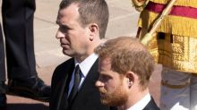 Peter Phillips: Das war nach dem Tod von Prinz Philip besonders hart