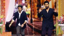 Anil Kapoor on the Kapil Sharma Show Is All of Us in the Rain