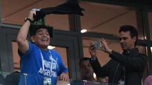 Clubes argentinos fazem 'pacto' para ganhar a Libertadores em homenagem a Maradona; Internautas repercutem