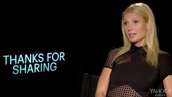 10c5156bf How Gwyneth Paltrow Prepped for Her 'Thanks for Sharing' Strip Scene