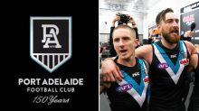 Port Adelaide questioned over commemorative logo design