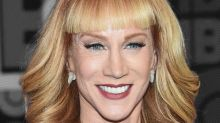 """Kathy Griffin is Leaving E!'s """"Fashion Police"""""""