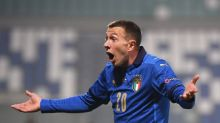 Bernardeschi becomes sixth Italy player to test positive for COVID-19
