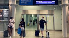 Holidaymakers rush home before quarantine restrictions are imposed