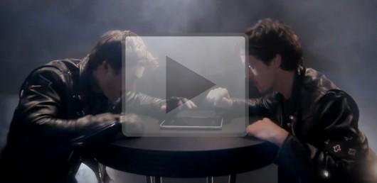 Steve Young Football iPad commercials draw a Crossfire