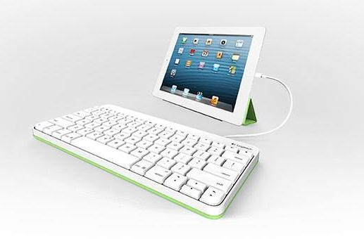 Logitech unveils $60 wired iPad keyboard built for classroom abuse