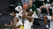 Michigan State basketball's Joshua Langford atones for late mistakes with critical shot