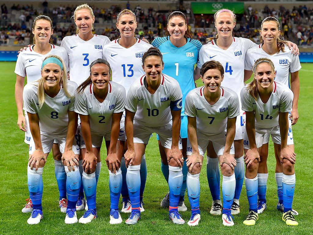 qu mens soccer team - HD1024×768