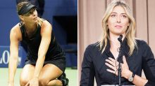 'Screwed up everything': Maria Sharapova's heartbreaking career admission