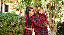 Leslie Odom Jr., Pregnant Wife Nicolette Approve Early 'Holiday Cheer': 'We All Deserve' the 'Joy'