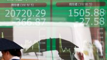 Stocks in cautious ranges ahead of China data, trade talk hopes fade