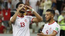 The Latest: England, Tunisia 1-1 at halftime in Volgograd