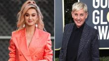 Katy Perry Speaks Out Over Controversial Tweet In Support Of Ellen DeGeneres