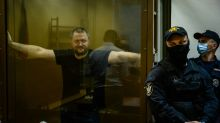 Crusading ex-cop's arrest sparks police pushback in Russia