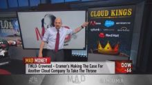 Jim Cramer swaps Twilio for Red Hat in his 'cloud kings' group of hot tech stocks